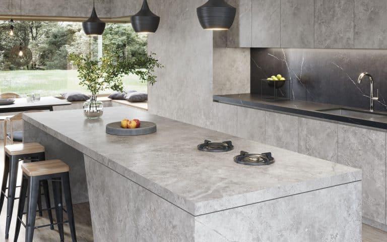 Urbatek - šedý velkoformát série Fiori di Bosco