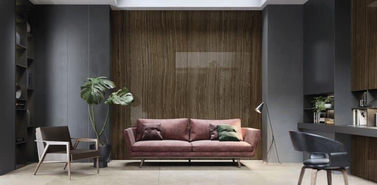 Urbatek - Mocca Brown - velkoformátový obklad luxusní