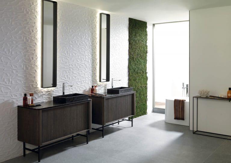 koupelnový nábytek Gamadecor od Porcelanosa GRUPO